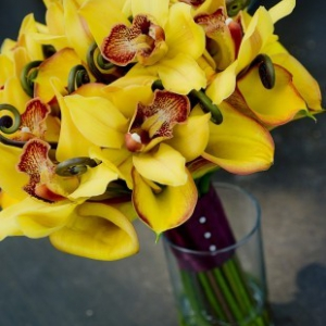 bright-yellow-cymbidium-orchid-bridal-bouquet-the-french-bouquet-james-walton-photography-310x422