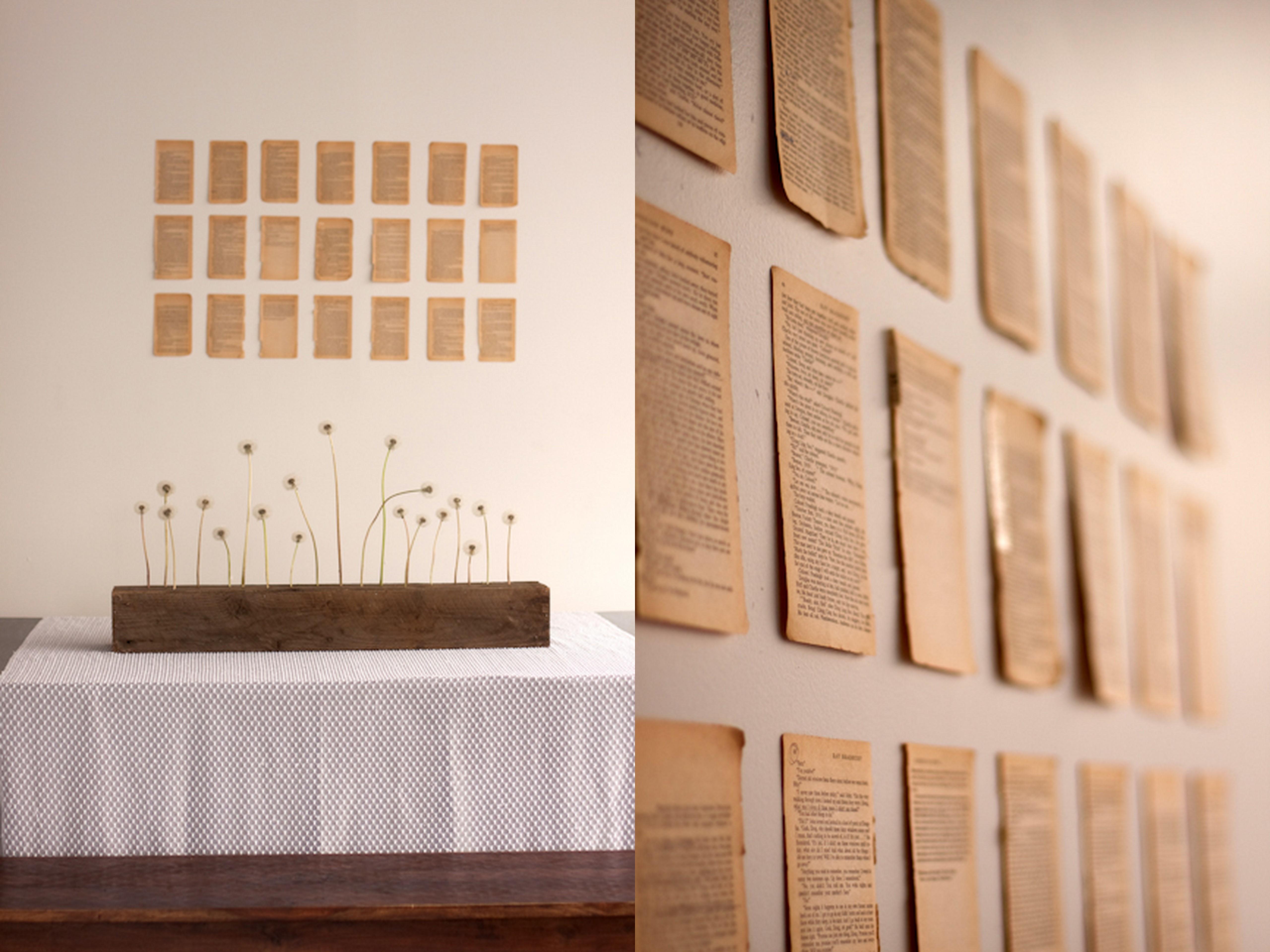 dandelion-wine-vintage-books-wedding-ideas