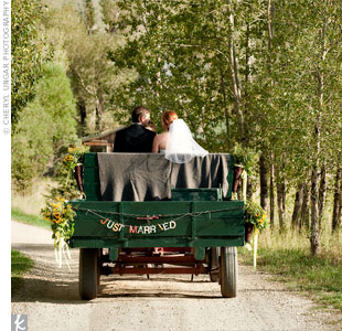 необычный транспорт для свадьбы