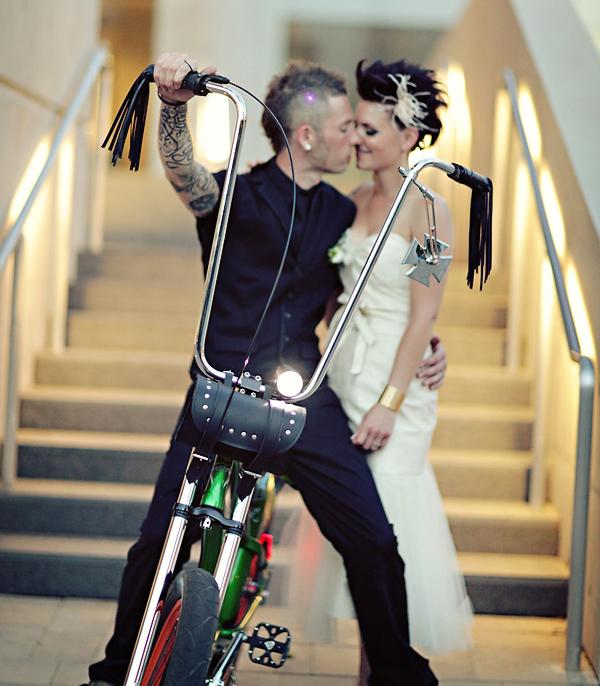 moto-wedding