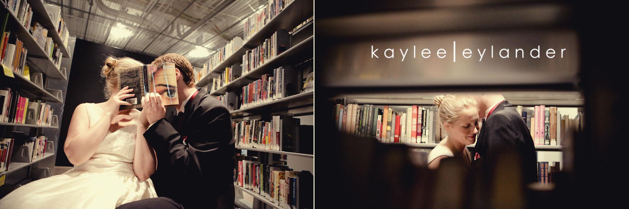wedding seattle public library downtown seattle