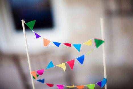 Dia-de-los-Muertos-wedding-banderitas