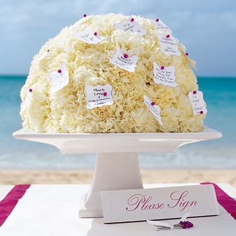 brides carnation