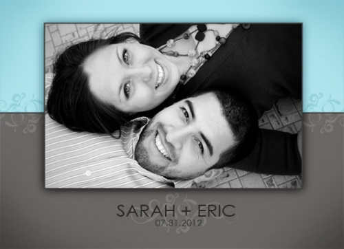 Cheap-blue-photograph-wedding-invitations-1082-photo-card