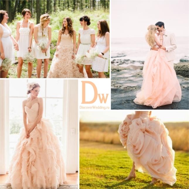 Peach wedding_01