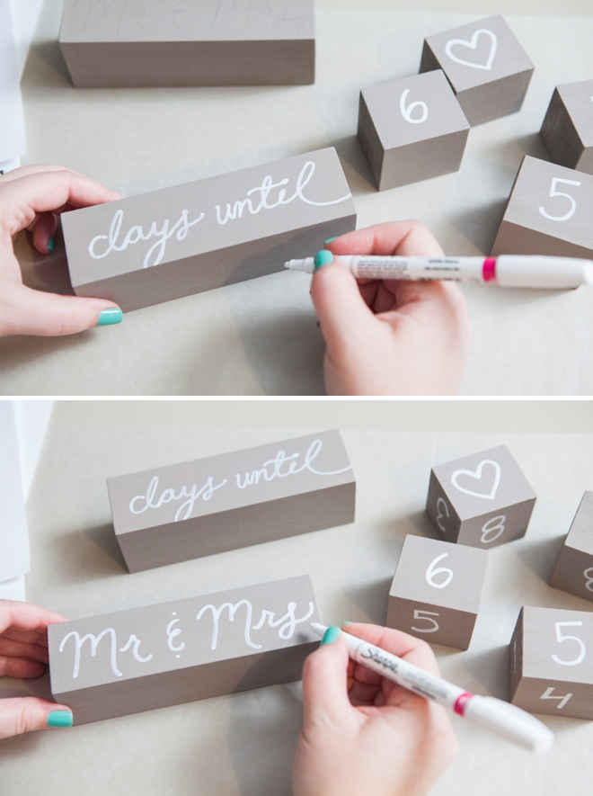 SomethingTurquoise-DIY-Wedding-Countdown-Blocks_0007