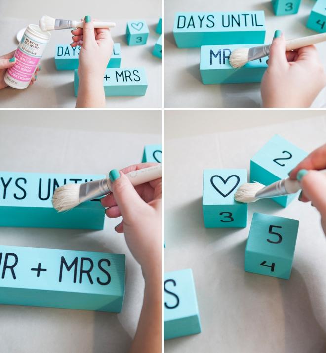 SomethingTurquoise-DIY-Wedding-Countdown-Blocks_0011