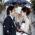 Черно-белая свадьба на тему Парижа